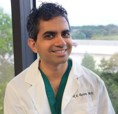Dr Vik Rajan