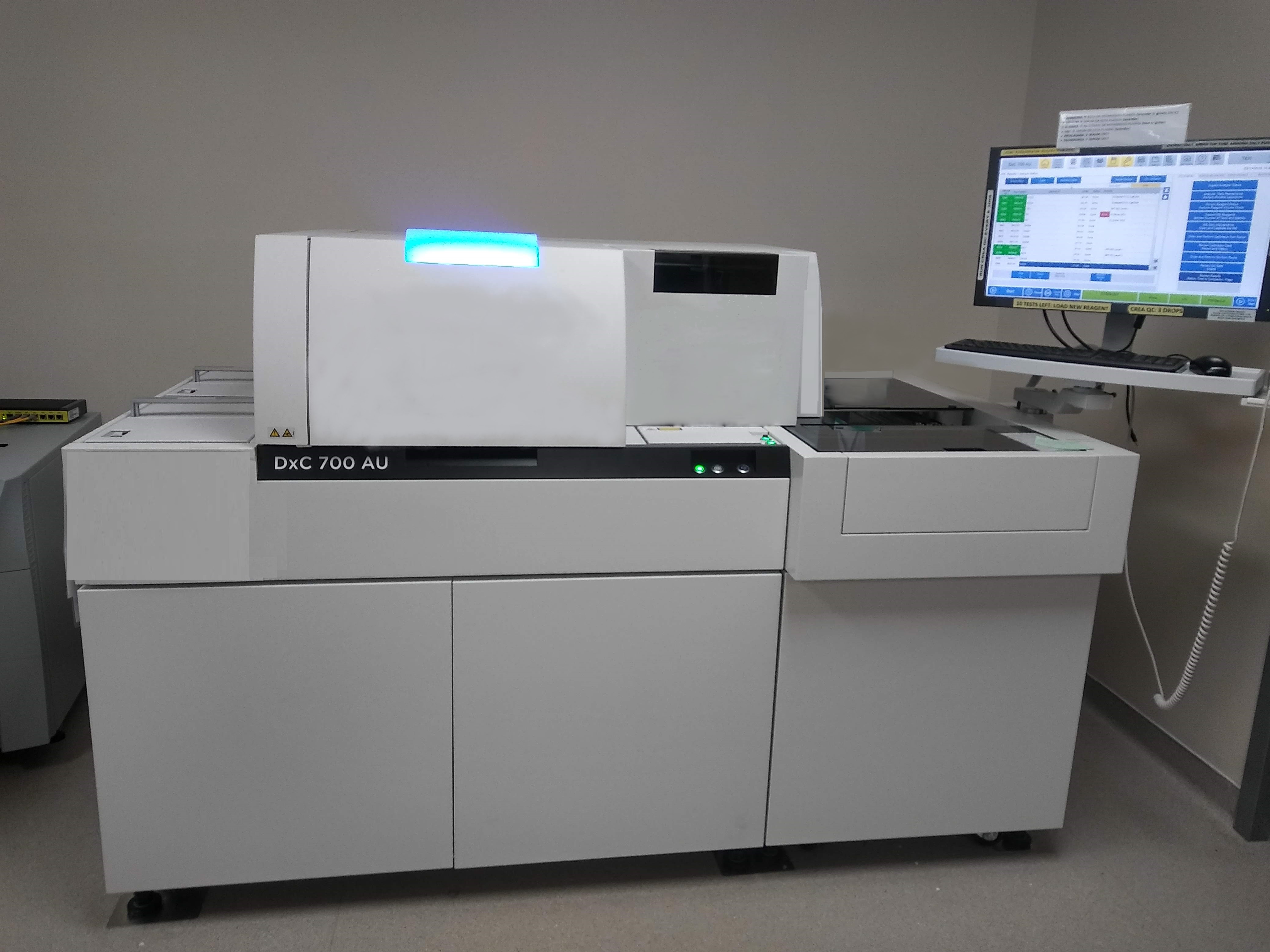 EHS opens its High Clomplexith Lab