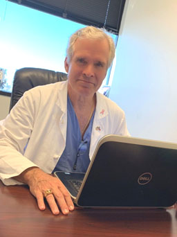 DR. J. MARK  MCBATH, M.D.