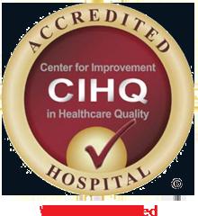 CIHQ Accredited Hospital