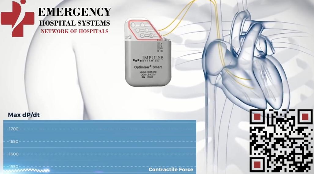 Innovative Procedure To Treat Heart Failure